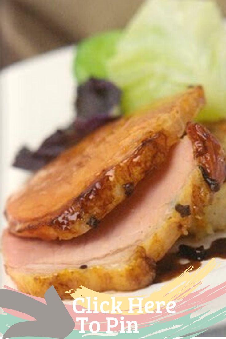 Kevin's Heavenly Ham {Raglan Road Disney Springs}