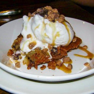 Ooey Gooey Toffee Cake {Liberty Tree Tavern}