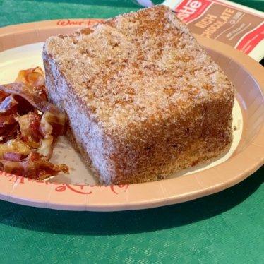 Tonga Toast {Kona Cafe Polynesian Resort}