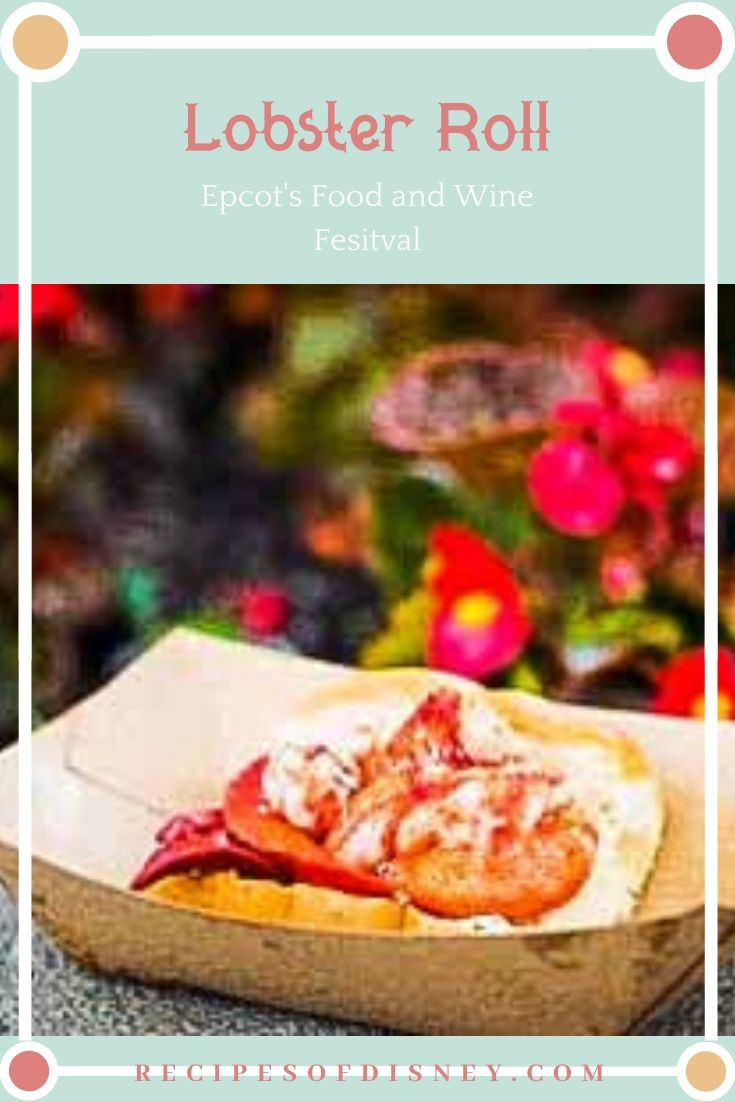 Lobster Roll {Hops & Barley Food and Wine Festival} 3