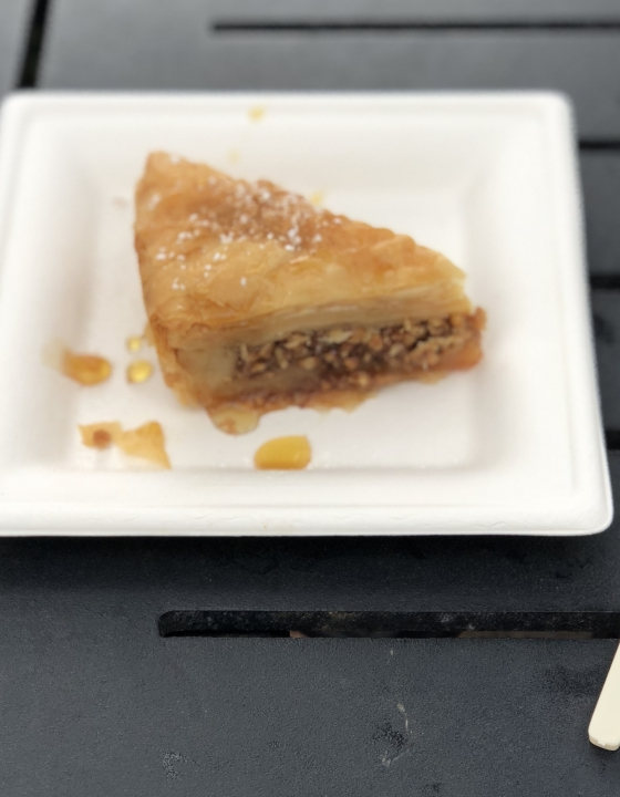 Baklava {Flower and Garden Festival Recipe}
