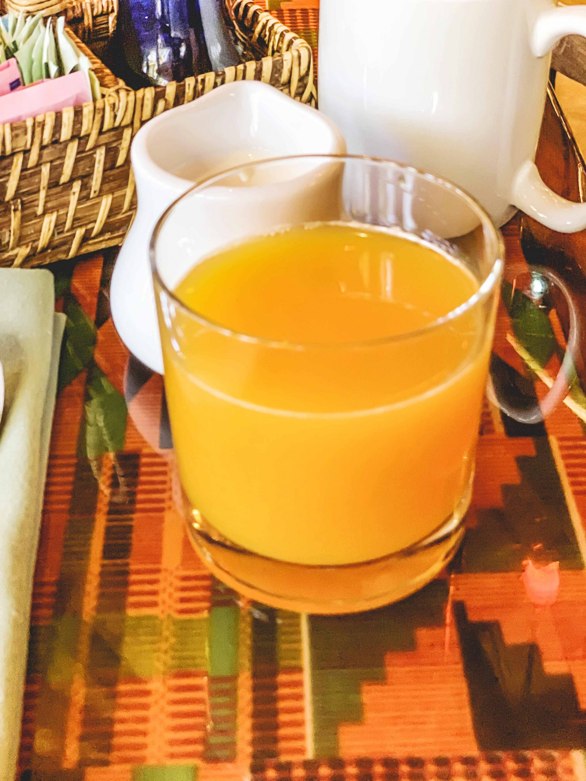 Frunch Juice {Boma Animal Kingdom Lodge} 1