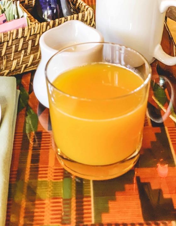 Frunch Juice {Boma Animal Kingdom Lodge}